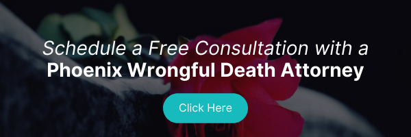 schedule a free consultation with a phoenix wrongful death attorney